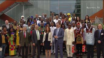 """BayWa Stiftung unterstützt """"Ausbildungspakt mit Afrika"""""""