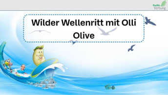 Fett-Lernspiel mit Olli Olive