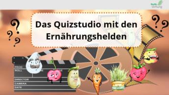 Das Ernährungshelden-Quiz