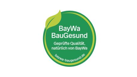 BauGesund-Siegel