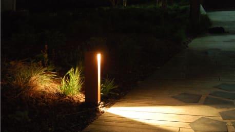 Gartenbeleuchtung: Die richtige Installation