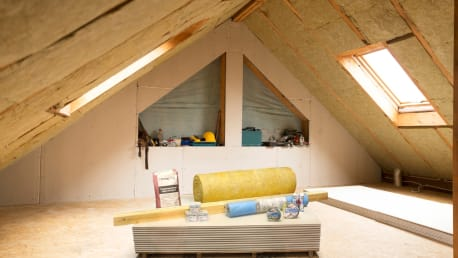 Dach selber dämmen in nur neun Schritten