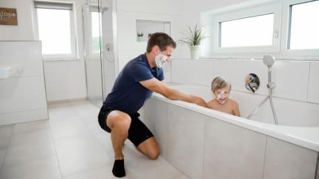 So sanieren Sie Ihr Badezimmer wohngesund in sieben Schritten
