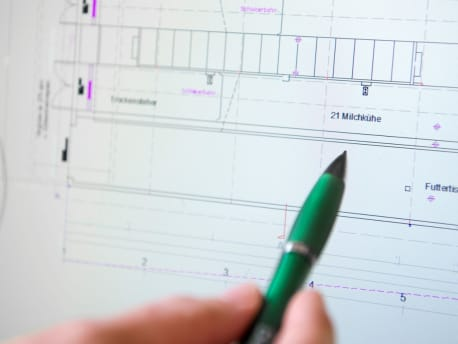 Eine professionelle Planung ist der erste Schritt zum erfolgreichen Bauen