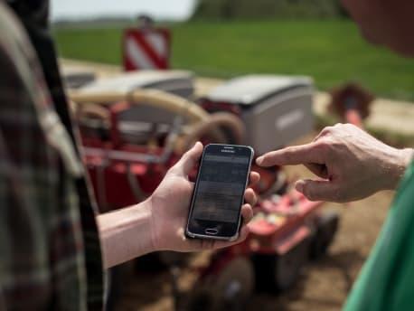 Digitalpaket Landwirtschaft