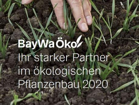 BayWa Öko - Unser Sortiment für den ökologischen Pflanzenbau