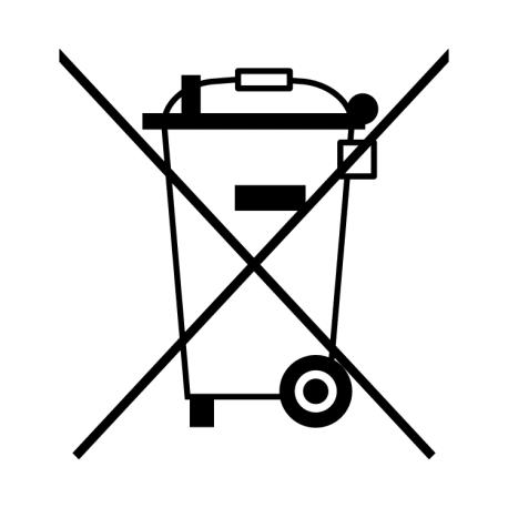 Kennzeichnung von Elektro- und Elektronik-Altgeräten