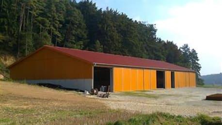 Maschinenhalle in 92259 Neukirchen