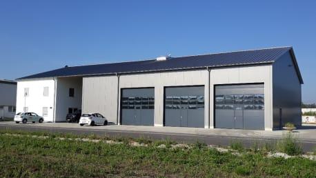 Werkstatt und Montagehalle in 86438 Kissing
