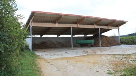 Mistlagerhalle in 86684 Holzheim