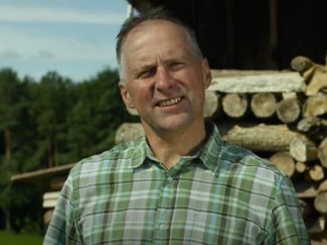 Rinderstall für die Zukunft: Landwirt Zimmermann denkt voraus