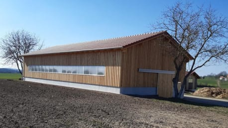 Maschinenhalle in 92445 Neukirchen-Balbini