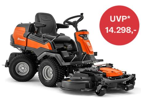 Husqvarna® Aufsitzmäher Rider R 420TsX AWD