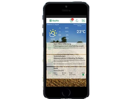 Agri Check App Iphone