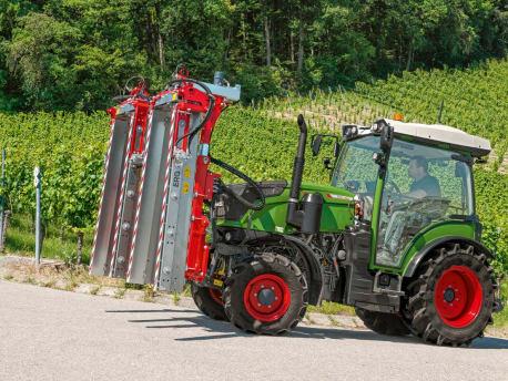 Fahrzeuge im Wein- und Obstbau