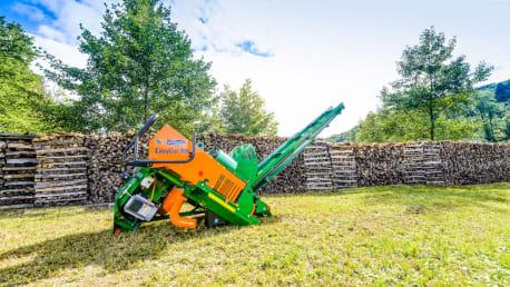 Handbetätigte Brennholzsäge EasyCut