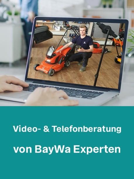 Video- und Telefonberatung
