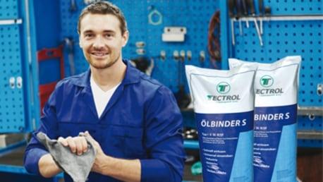 Lesen Sie mehr über Die optimale Saugkraft für Öl und Chemikalien