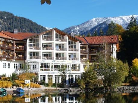 Hotel am Badersee in Grainau