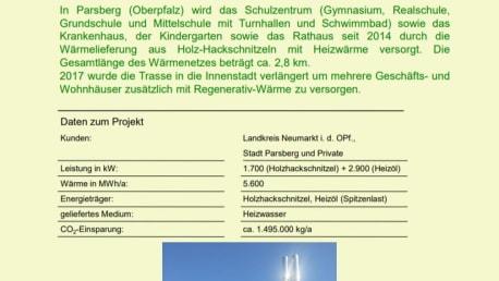 Energiecontracting in Parsberg