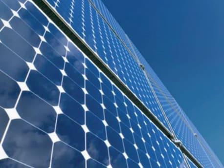 Solarenergie in Karnataka, Indien
