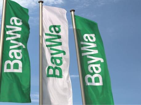 BayWa Agrarhandel Standorte