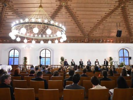 Alter Rathaussaal München Marienplatz