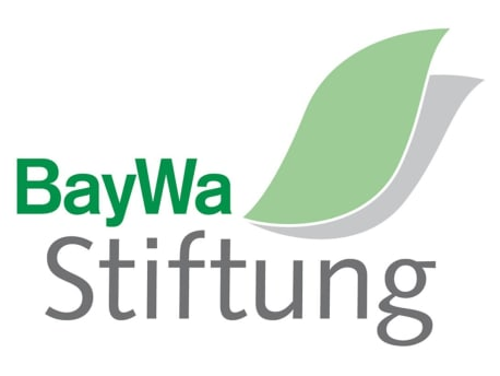 Logo of the BayWa Foundation