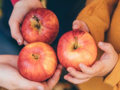 Äpfle aus Deutschland