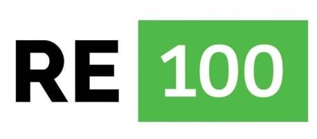 RE100 Logo