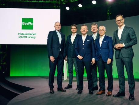 Vorstand der BayWa 2017