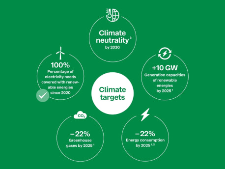 Graphic for Climate Strategy
