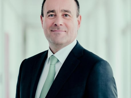 Andreas Helber, Chief Financial Officer of BayWa AG