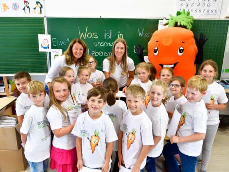 Ernährungsbildungsprogramm der BayWa Stiftung