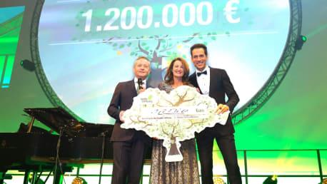 Benefizgala 2019: 1,2 Mio. Euro für Bildungsprojekte
