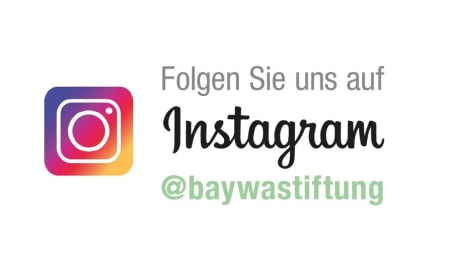 The Instagram Channel of the BayWa Foundation