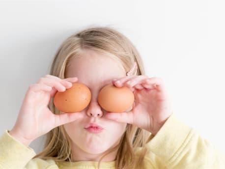 Wie entsteht mein Frühstücksei? Der Weg vom Huhn zum Ei.