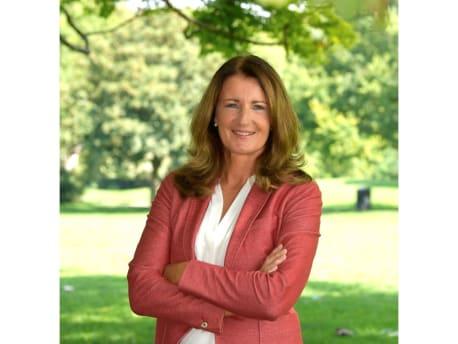 Maria Thon, Geschäftsführerin der BayWa Stiftung