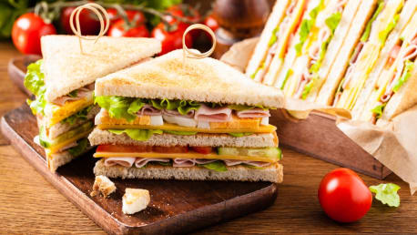 Eiersandwich