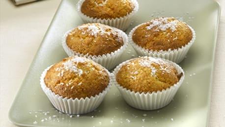 Möhren-Kokos-Muffins
