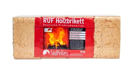 Südpellets Holzbriketts eckig