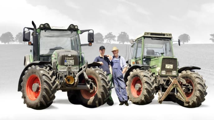 Traktoren 60er Jahre