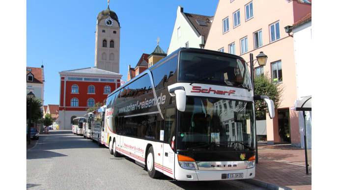 Scharf Reisen 5