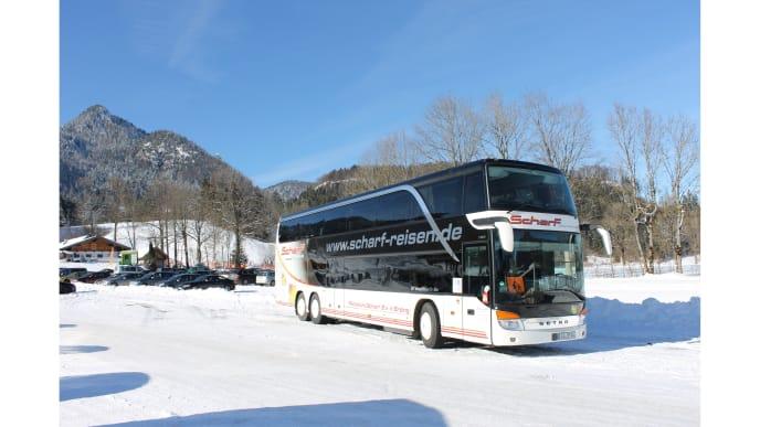 Scharf Reisen 7