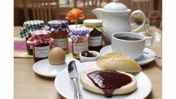 Marmelade zum Frühstück