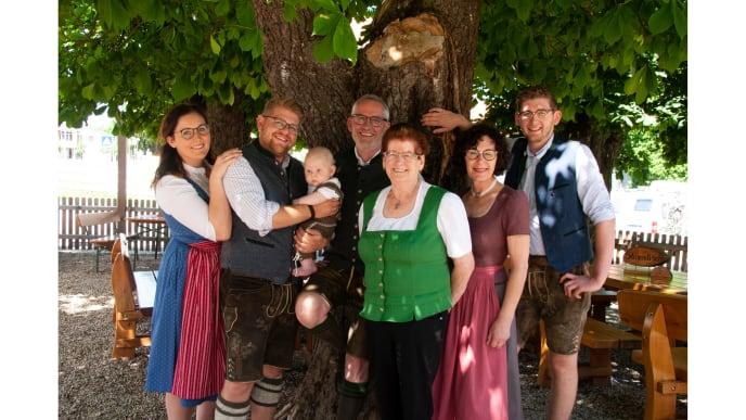 Familienbild Weber