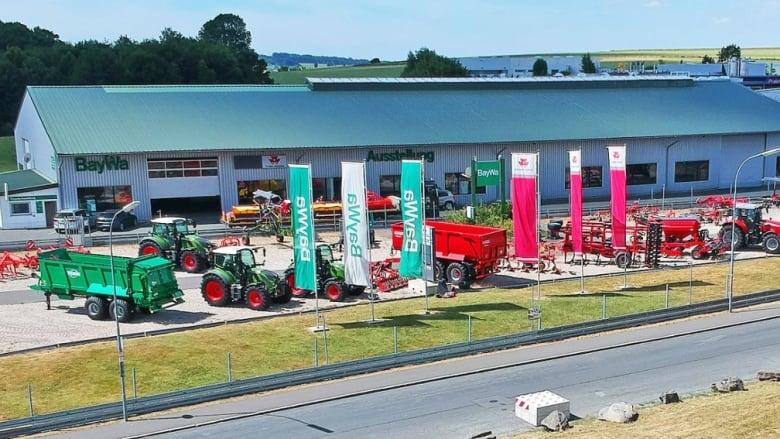 BayWa Standorte für Gewerbekunden weiter offen