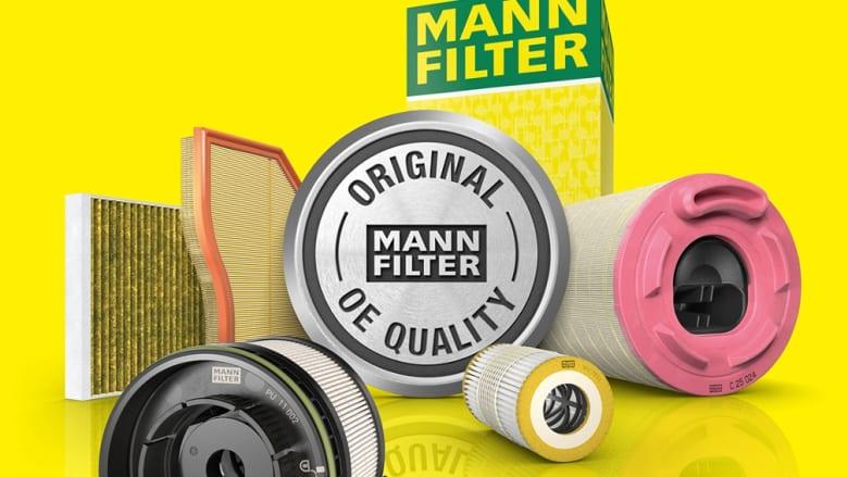 Filter (Mann & Hummel)