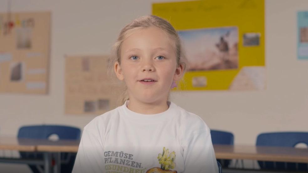 Wie finden die Kinder die Projekte der BayWa Stiftung?
