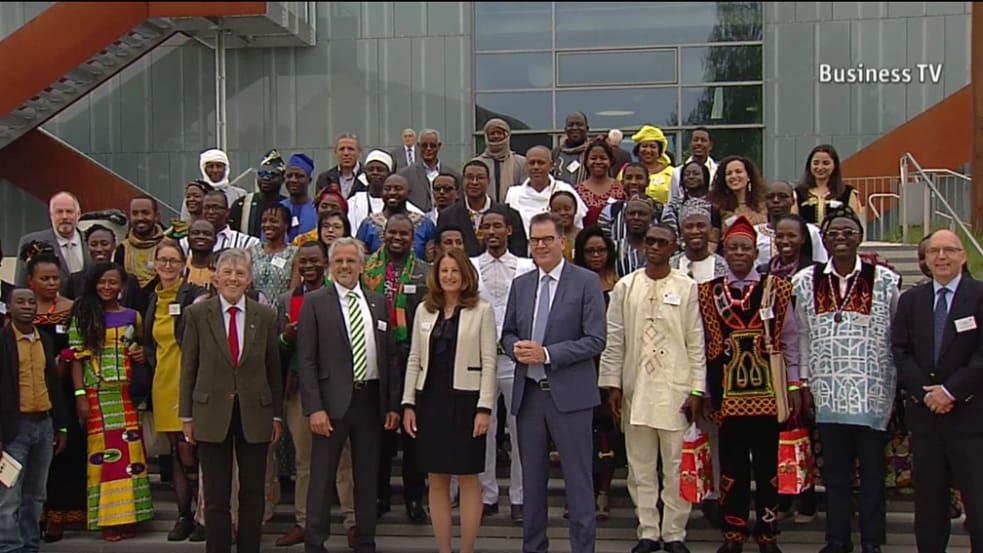 Am 20. Mai 2020 wurde an der Hochschule Weihenstephan-Triesdorf der Ausbildungspakt mit Afrika geschlossen.